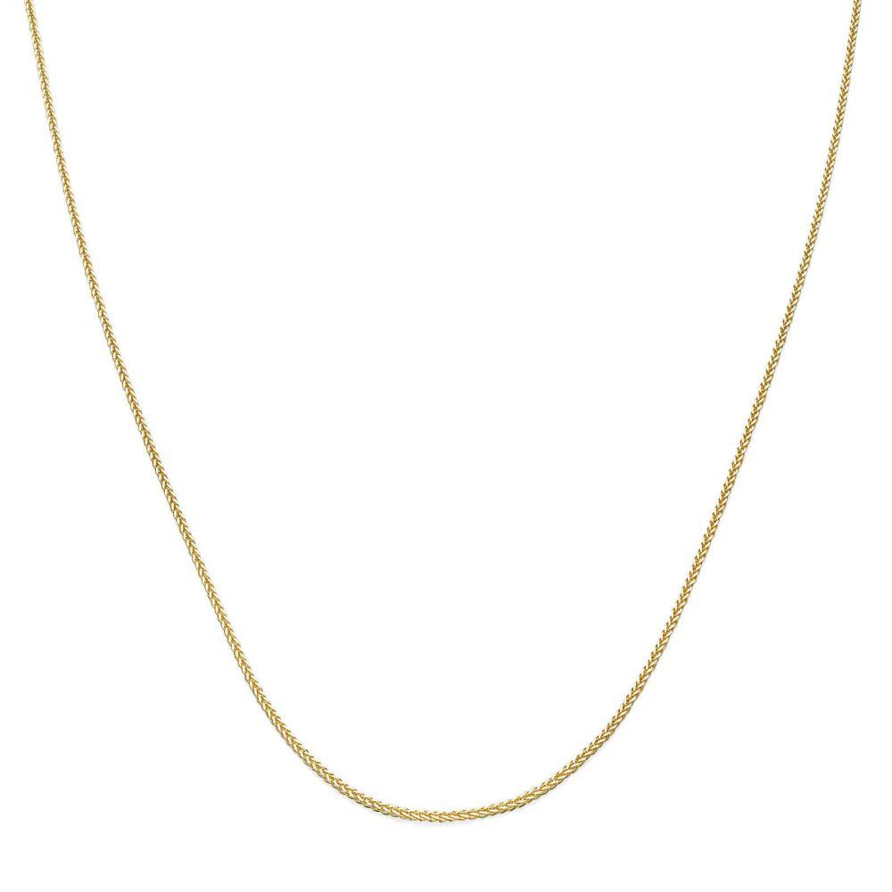 שרשראות זהב | שרשרת ספיגה משולבת 1 מ
